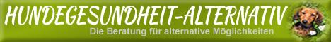 Die Infoseite für alternative Behandlungsmöglichkeiten des Hundes